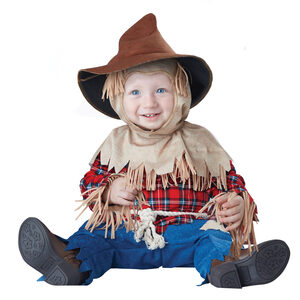 Silly Scarecrow Baby Costume