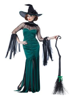 Grand Sorceress Adult Costume