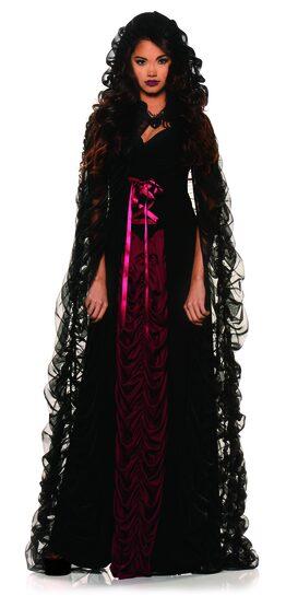 Midnight Mist Vampiress Adult Costume