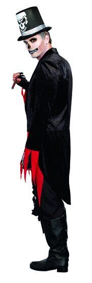 Mr. Bones Skeleton Adult Costume