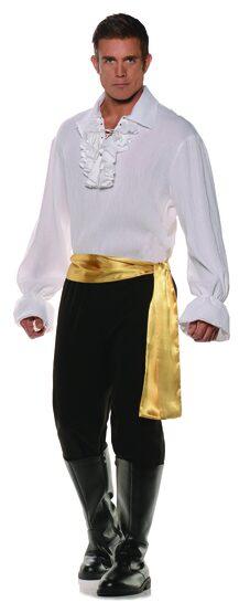 High Seas Bandit Pirate Adult Costume