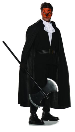 Dark Horseman Adult Costume
