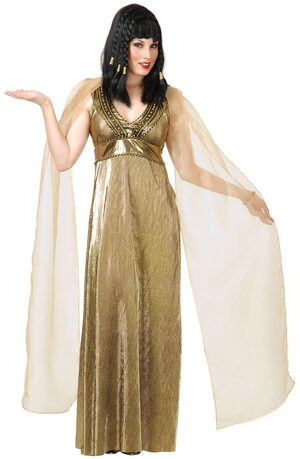 Empress of the Nile Egyptian Adult Costume