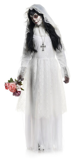 Day of the Dead Nightshade Bride Adult Costume