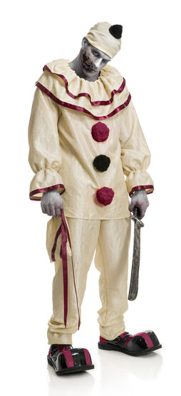 Horror Clown Adult Costume