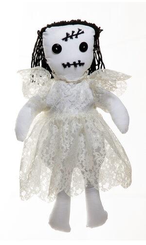 Annadoll Gothic Rag Doll