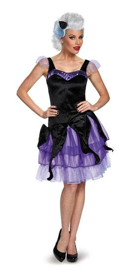 Ursula Deluxe Little Mermaid Adult Costume