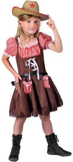 Honky Tonk Cutie Cowgirl Kids Costume