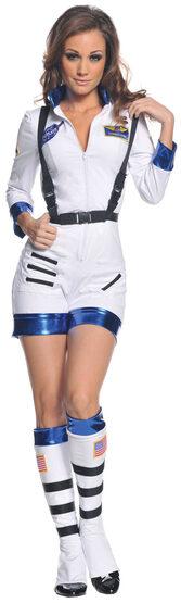Sexy Rocket Launching Hottie Astronaut Costume