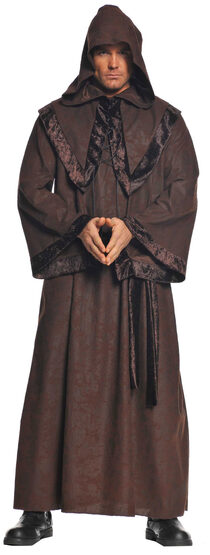 Deluxe Monk Robe Adult Costume