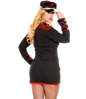 Marine Honey Plus Size Costume