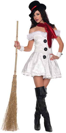 Sexy Snowed In Sweetie Costume