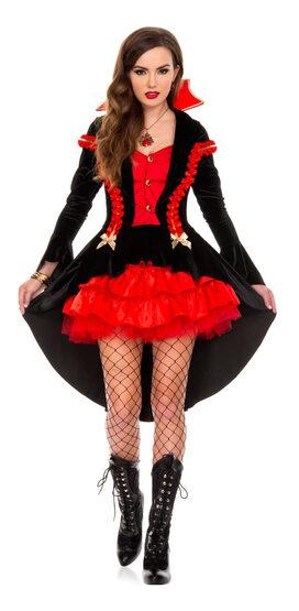 Sexy Blood Sucking Vampire Countess Costume