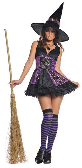 Sexy Tabitha the Witch Costume