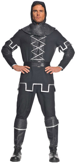 Medieval Knight in Shining Armor Adult Costume