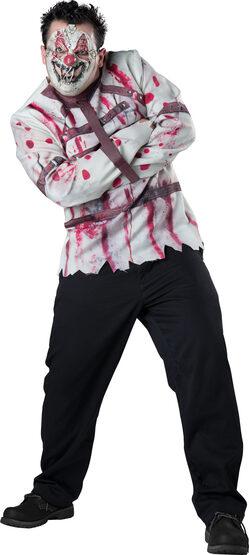 Circus Psycho Plus Size Costume