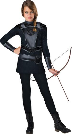 Warrior Huntress Kids Costume