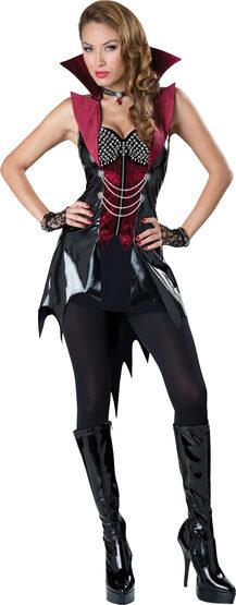 Sexy Street Vamp Costume