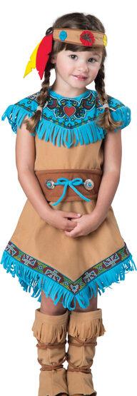 Little Indian Princess Kids Costume