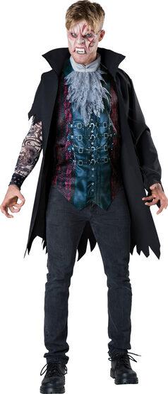 Street Vampire Adult Costume