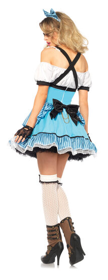 Sexy Rebel Alice in Wonderland Costume