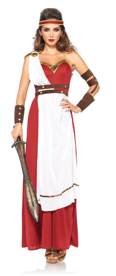 Spartan Goddess Adult Costume