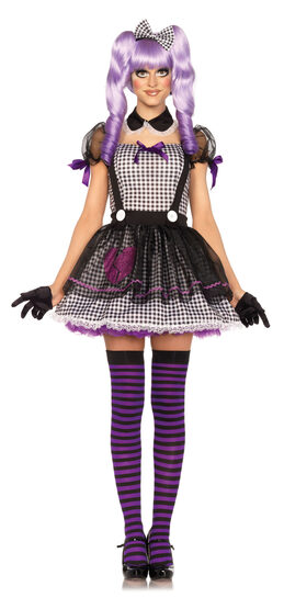 Sexy Dead Eye Dolly Costume