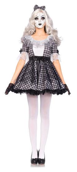 Pretty Porcelain Doll Adult Costume
