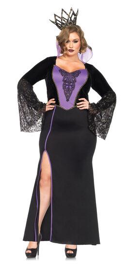Snow White Evil Queen Plus Size Costume