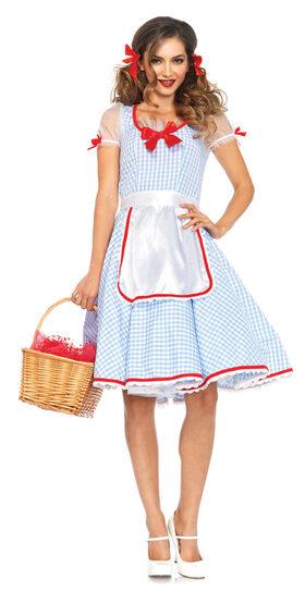 Dorothy Sweetie Wizard of Oz Adult Costume