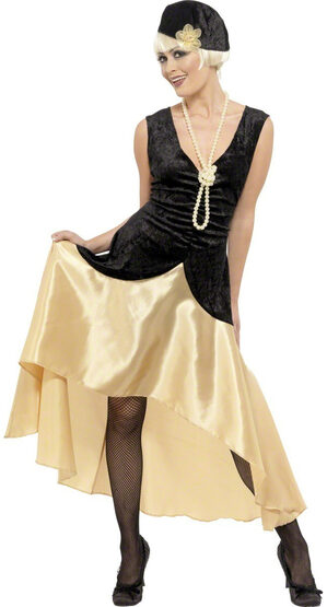 20s Gatsby Girl Flapper Adult Costume