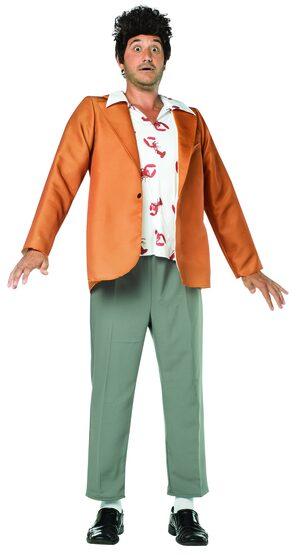 Funny Kramer Seinfeld Adult Costume