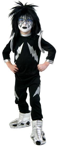Spaceman Kiss Kids Costume