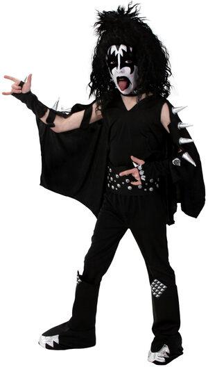 Demon Kiss Kids Costume