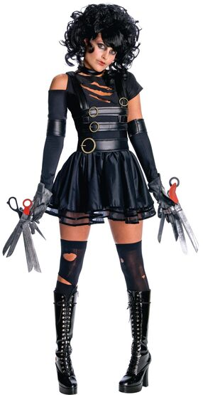 Sexy Miss Scissorhands Costume