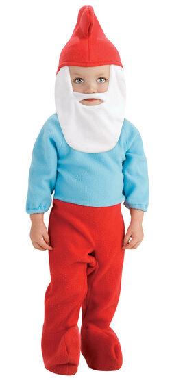 Papa Smurf Baby Costume