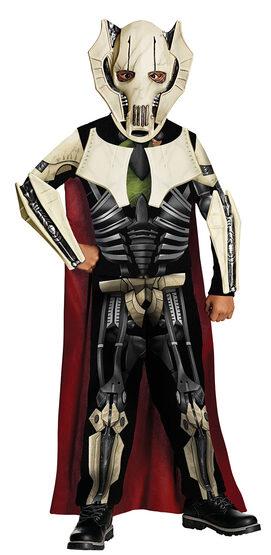 General Grievous Star Wars Kids Costume