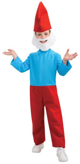 Boys Papa Smurf Kids Costume