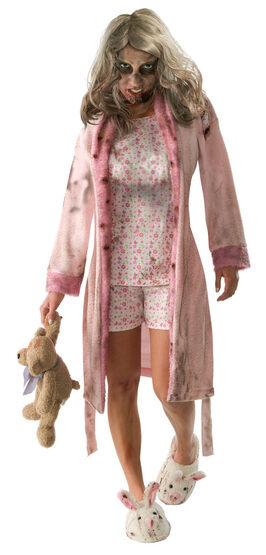 The Walking Dead Little Zombie Teen Costume
