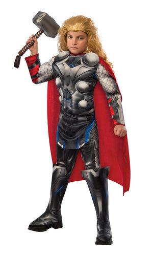 Avengers 2 Deluxe Thor Kids Costume