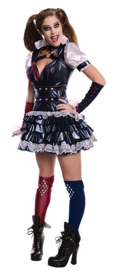Evil Harley Quinn Adult Costume