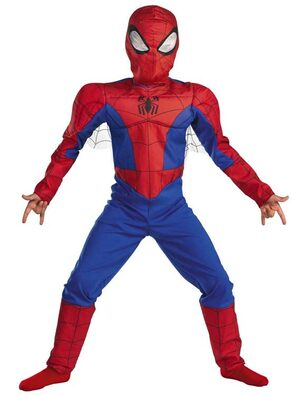 Kids SpiderMan Costume