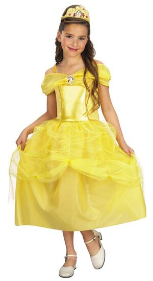 Kids Disney Princess Belle Costume
