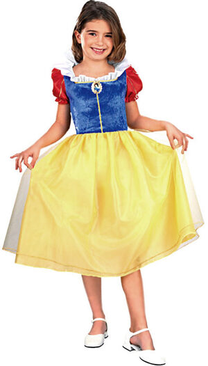 Kids Disney Snow White Costume