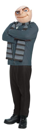 Gru Despicable Me Adult Costume