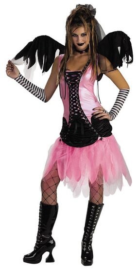Graveyard Fairy Adult Costume