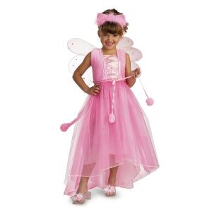 Kids Kitty Fairy Toddler Costume