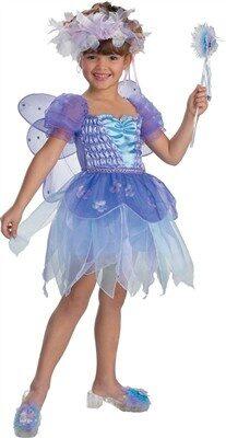 Kids Flower Fairy Toddler Costume