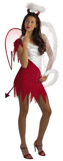 Heavenly Devil Adult Costume
