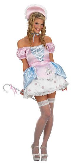 Sexy Little Bo Peep Costume
